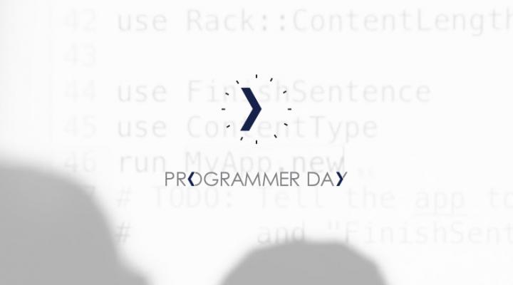 تلاش برای ثبت ملی روز برنامه نویس