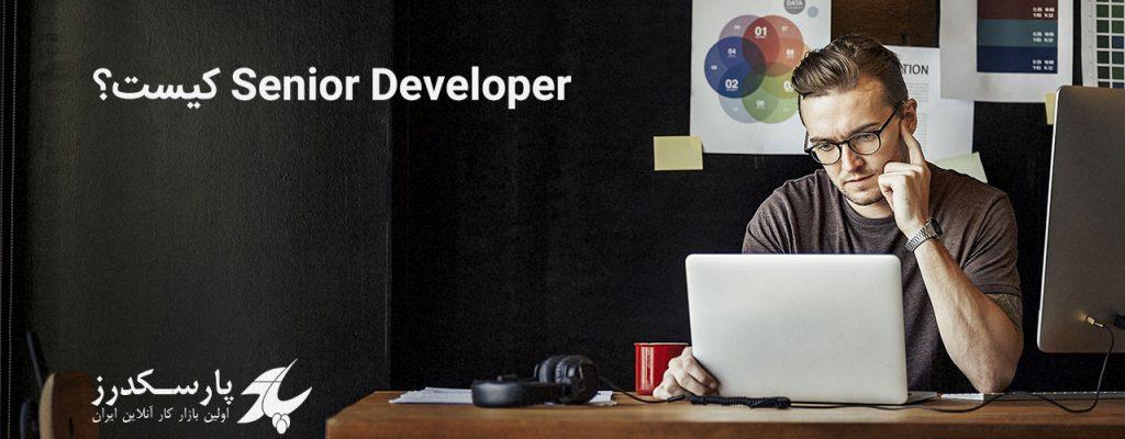 توسعهدهنده ارشد (Senior Developer) کیست؟